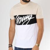 /achat-t-shirts/wrung-tee-shirt-flow-ecru-noir-blanc-148965.html