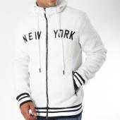 /achat-sweats-zippes-capuche/terance-kole-sweat-zippe-capuche-98168-blanc-149219.html