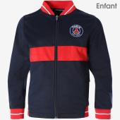/achat-vestes/psg-veste-zippee-enfant-polyester-paris-saint-germain-bleu-marine-rouge-149429.html