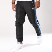 /achat-pantalons-joggings/sergio-tacchini-pantalon-jogging-avec-bandes-ishen-noir-149307.html