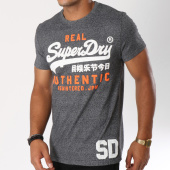 /achat-t-shirts/superdry-tee-shirt-vintage-authentic-duo-noir-chine-149376.html