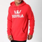 /achat-sweats-capuche/supra-sweat-capuche-above-rouge-149356.html