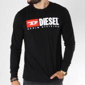 /achat-t-shirts-manches-longues/diesel-tee-shirt-manches-longues-division-noir-149600.html