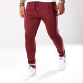 /achat-pantalons-joggings/project-x-pantalon-jogging-avec-bandes-velours-88184439-bordeaux-149619.html