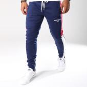 /achat-pantalons-joggings/sixth-june-pantalon-jogging-avec-bandes-m3596cpa-bleu-marine-149622.html
