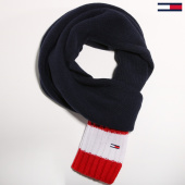 /achat-echarpes-foulards/tommy-hilfiger-jeans-echarpe-corporate-detail-3966-bleu-marine-rouge-blanc-149638.html