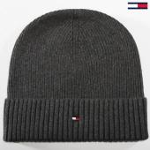 /achat-bonnets/tommy-hilfiger-jeans-bonnet-pima-cotton-cashmere-3983-gris-anthracite-chine-149643.html