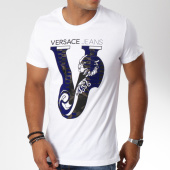 /achat-t-shirts/versace-jeans-tee-shirt-print-43-blanc-149644.html