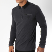 /achat-polos-manches-longues/american-people-polo-manches-longues-tippi-gris-anthracite-149776.html
