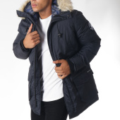 /achat-parkas/american-people-parka-fourrure-goodwin-bleu-marine-camouflage-149790.html