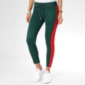 /achat-leggings/sixth-june-parisiennes-legging-femme-avec-bandes-w3573kpa-vert-149748.html