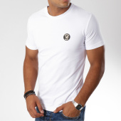 /achat-t-shirts/versace-jeans-tee-shirt-basic-b3gsb7e0-blanc-149679.html