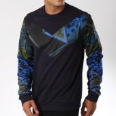 /achat-sweats-col-rond-crewneck/versace-jeans-sweat-crewneck-b7gsb7f3-bleu-marine-149684.html