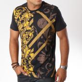 /achat-t-shirts/versace-jeans-tee-shirt-print-31-noir-dore-149685.html