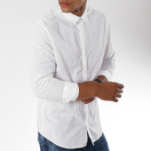 /achat-chemises-manches-longues/only-and-sons-chemise-manches-longues-sotto-blanc-150005.html