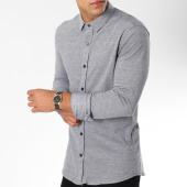 /achat-chemises-manches-longues/only-and-sons-chemise-manches-longues-cutton-gris-150012.html