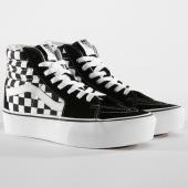 /achat-baskets-montantes/vans-baskets-femme-sk8-hi-platform-2-a3tknqxh-checkerboard-true-white-149956.html