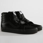/achat-baskets-montantes/vans-baskets-femme-sk8-hi-alternate-lace-a3tklubx-black-black-149928.html