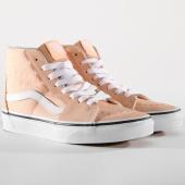 /achat-baskets-montantes/vans-baskets-femme-sk8-hi-bleached-a38geu5y-apricot-true-white-149968.html