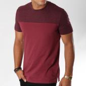 /achat-t-shirts/celio-tee-shirt-jewell-bordeaux-150227.html