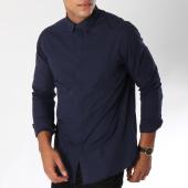/achat-chemises-manches-longues/celio-chemise-manches-longues-mafoi-bleu-marine-150235.html