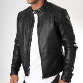 /achat-vestes-biker/jack-and-jones-veste-biker-essential-noir-150206.html