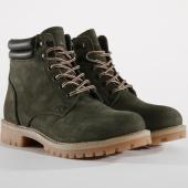 /achat-bottes-boots/jack-and-jones-bottes-stoke-nubuck-beluga-vert-kaki-150244.html