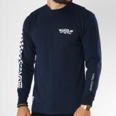 /achat-t-shirts-manches-longues/vans-tee-shirt-manches-longues-crossed-sticks-bleu-marine-150186.html
