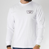 /achat-t-shirts-manches-longues/vans-tee-shirt-manches-longues-full-patch-back-blanc-150190.html