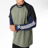 /achat-sweats-col-rond-crewneck/adidas-sweat-crewneck-goaliefleecels-dh6658-vert-kaki-150281.html