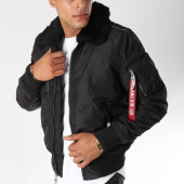 /achat-bombers/alpha-industries-bomber-avec-col-mouton-injector-iii-noir-150345.html
