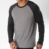 /achat-t-shirts-manches-longues/celio-tee-shirt-manches-longues-avec-bandes-meraglan-gris-chine-150250.html