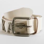 /achat-ceintures/kaporal-ceinture-en-cuir-ezel-blanc-150343.html