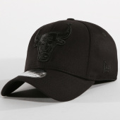 /achat-fitted/new-era-casquette-fitted-39thirty-black-on-black-chicago-bulls-noir-150284.html