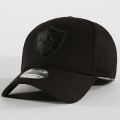 /achat-fitted/new-era-casquette-fitted-39thirty-black-on-black-oakland-raiders-noir-150286.html