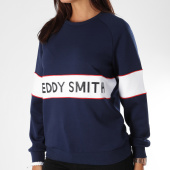 /achat-sweats-col-rond-crewneck/teddy-smith-sweat-crewneck-femme-swenchy-bleu-marine-150373.html