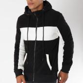 /achat-sweats-zippes-capuche/terance-kole-sweat-zippe-capuche-98167-noir-blanc-150422.html