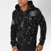 /achat-sweats-zippes-capuche/terance-kole-sweat-zippe-capuche-avec-patch-brode-98154-noir-150426.html