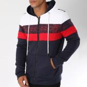 /achat-sweats-zippes-capuche/terance-kole-sweat-zippe-capuche-98162-bleu-marine-rouge-blanc-150435.html