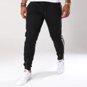 /achat-pantalons-joggings/terance-kole-pantalon-jogging-avec-bandes-88008-noir-150443.html