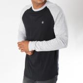 /achat-t-shirts-manches-longues/volcom-tee-shirt-manches-longues-raglan-pen-noir-gris-chine-150340.html