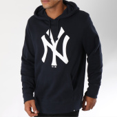 /achat-sweats-capuche/47-brand-sweat-capuche-headline-new-york-yankees-bleu-marine-150493.html