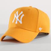 /achat-casquettes-de-baseball/47-brand-casquette-mvp-mlb-new-york-yankees-moutarde-150505.html