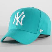 /achat-casquettes-de-baseball/47-brand-casquette-mvp-mlb-new-york-yankees-bleu-turquoise-150506.html