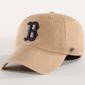 /achat-casquettes-de-baseball/47-brand-casquette-clean-up-mlb-boston-red-sox-camel-150511.html