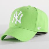 /achat-casquettes-de-baseball/47-brand-casquette-mvp-mlb-new-york-yankees-vert-pomme-150514.html