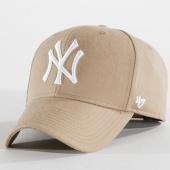 /achat-casquettes-de-baseball/47-brand-casquette-mvp-mlb-new-york-yankees-beige-150515.html