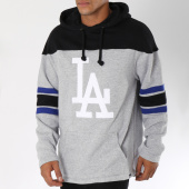 /achat-sweats-capuche/47-brand-sweat-capuche-headline-bandes-brodees-los-angeles-dodgers-gris-chine-150520.html