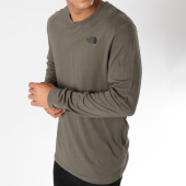 /achat-t-shirts-manches-longues/the-north-face-tee-shirt-manches-longues-easy-gris-vert-150501.html