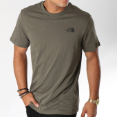 /achat-t-shirts/the-north-face-tee-shirt-simple-dome-vert-kaki-150503.html